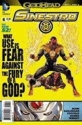 DC Comics's Sinestro Issue # 6