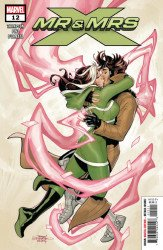 Marvel Comics's Mr. & Mrs. X Issue # 12