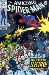 Marvel Comics's The Amazing Spider-Man Issue # 82