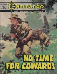 D.C. Thomson & Co.'s Commando: War Stories in Pictures Issue # 1226
