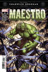 Marvel Comics's Maestro Issue # 2
