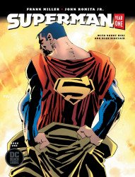 Black Label's Superman: Year One Issue # 1b