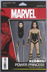 Marvel Comics's Heroes Reborn Issue # 2c
