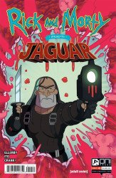 Oni Press's Rick And Morty Presents: Jaguar Issue # 1