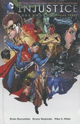 DC Comics's Injustice: Gods Among Us - Year Three Hard Cover # 2