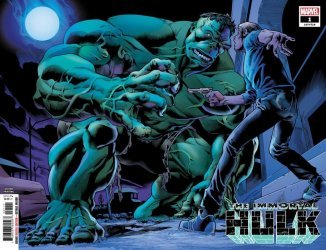 Marvel Comics's Immortal Hulk  Issue # 1 - 2nd print