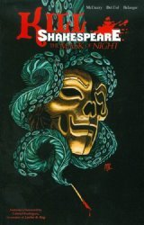 IDW Publishing's Kill Shakespeare TPB # 4