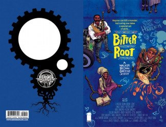 Image Comics's Bitter Root Issue # 6 - 2nd print
