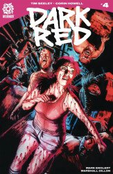 After-Shock Comics's Dark Red Issue # 4