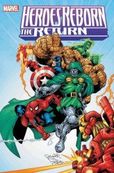 Marvel Comics's Heroes Reborn: Return Hard Cover # 1
