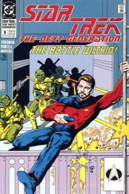 Star Trek DC Comic Issue 8!