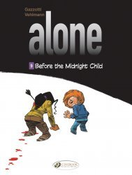 Cinebook's Alone Soft Cover # 9