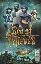 Titan Comics's Sea of Thieves Issue # 4b