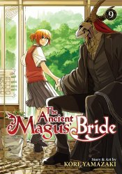 Seven Seas Entertainment's The Ancient Magus Bride Soft Cover # 9