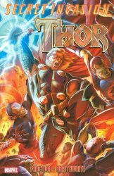Marvel Comics's Secret Invasion: Thor TPB # 1