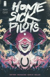 Image Comics's Home Sick Pilots Issue # 2