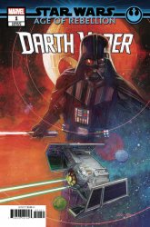 Marvel Comics's Star Wars: Age of Rebellion - Darth Vader Issue # 1e