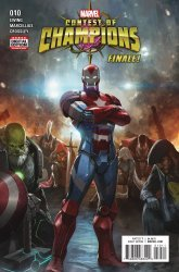 Marvel's Contest of Champions Issue # 10