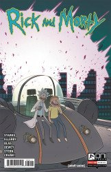 Oni Press's Rick and Morty Issue # 60
