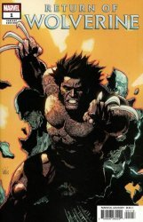 Marvel Comics's Return of Wolverine Issue # 1l