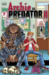 Archie Comics Group's Archie vs Predator 2 Issue # 3f