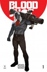 Valiant Entertainment's Bloodshot: Salvation Issue # 1b