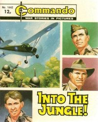 D.C. Thomson & Co.'s Commando: War Stories in Pictures Issue # 1442