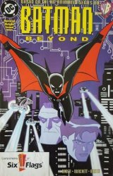 DC Comics's Batman Beyond Issue # 1six flags