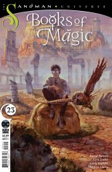 DC Black Label's Books of Magic Issue # 23