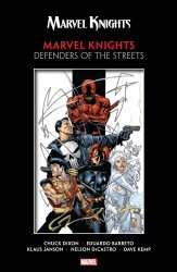 Marvel Comics's Marvel Knights: By Dixon & Barreto - Defenders Of The Streets  TPB # 1