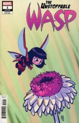 Marvel Comics's Unstoppable Wasp Issue # 1d