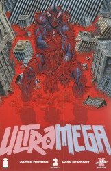 Image Comics's Ultramega by James Harren Issue # 2b