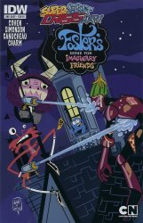 IDW Publishing's Super Secret Crisis War: Fosters Home for Imaginary Friends Issue # 1ri