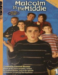 TokyoPop/Mixx's Malcolm in the Middle: Cine-Manga Soft Cover # 1