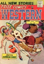 Prize Publications's Prize Comics Western Issue # 118