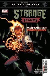 Marvel Comics's Strange Academy Issue # 3