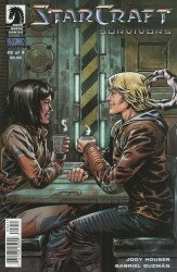 Dark Horse Comics's Starcraft: Survivors Issue # 2