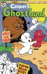 American Mythology's Casper's Ghostland Issue # 2