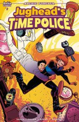 Archie Comics Group's Jughead's Time Police Issue # 2b