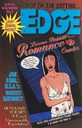 Edge Publishing Company's Humor on the Cutting... Edge Issue # 3