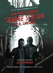 IDW Publishing's Hap And Leonard: Savage Season TPB # 1