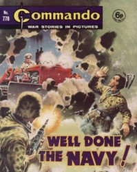 D.C. Thomson & Co.'s Commando: War Stories in Pictures Issue # 778