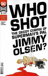 DC Comics's Superman's Pal Jimmy Olsen Issue # 3