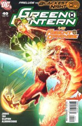 DC Comics's Green Lantern Issue # 40