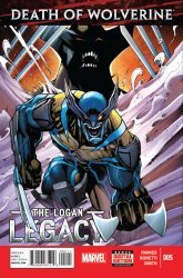 Marvel's Death of Wolverine: The Logan Legacy Issue # 5
