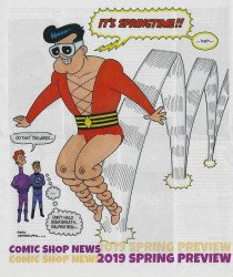 Comic Shop News's Comic Shop News: Previews Issue Spring 2019