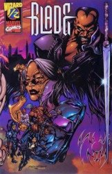Marvel Comics's Blade Issue # ½