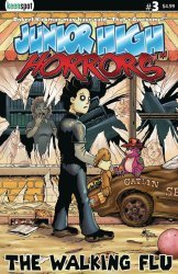 Keenspot Entertainment's Junior High Horrors Issue # 3