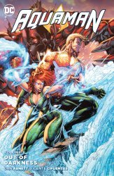 DC Comics's Aquaman Hard Cover # 8