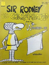 Beaumont Book Co.'s Sir Rodney the Chicken-Hearted Soft Cover # 1